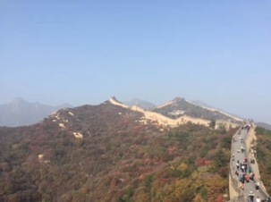 The Great Wall - Badaling