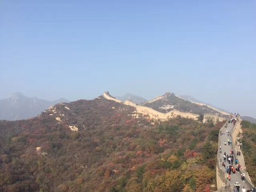 The Great Wall - Badaling