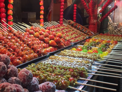 Muslim Food Street